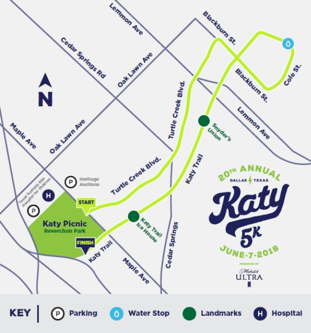 Email - Katy 5K is Halfway Full! - Friends of Katy Trail on lake highlands dallas map, northpark mall dallas map, fair park dallas map, deep ellum dallas map, robert e lee park trail map, reverchon park dallas map, m streets dallas map, white rock creek dallas map, santa fe trail dallas map, connetquot state park trail map, highland park dallas map, dallas bike trails map, city of dallas map, greenville ave dallas map, dart dallas map, presbyterian hospital dallas map, baylor hospital dallas map, great trinity forest dallas map, american airlines center dallas map, katy area zip codes,